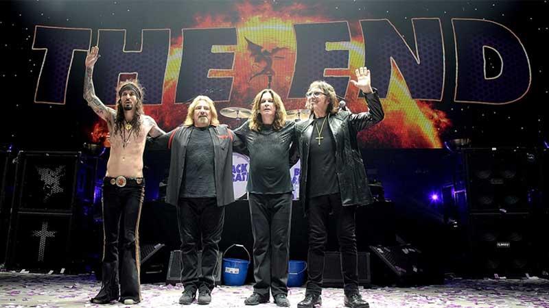 The End: Black Sabbath irá lançar seu último show em DVD