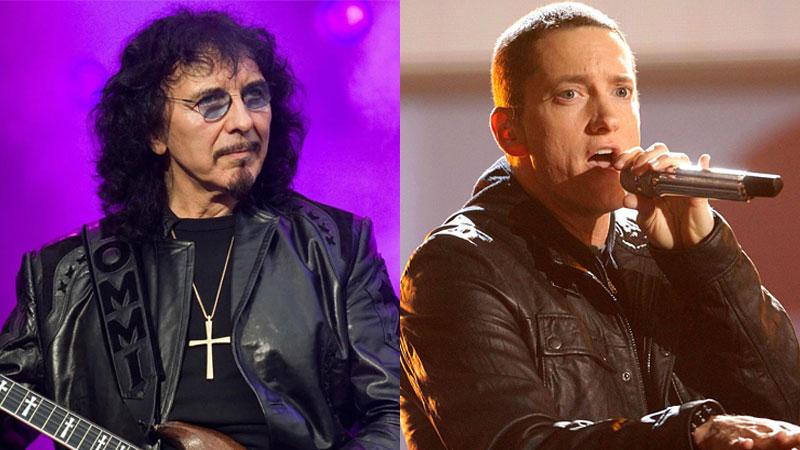Tony Iommi diz que Eminem queria fazer parte de seu álbum solo