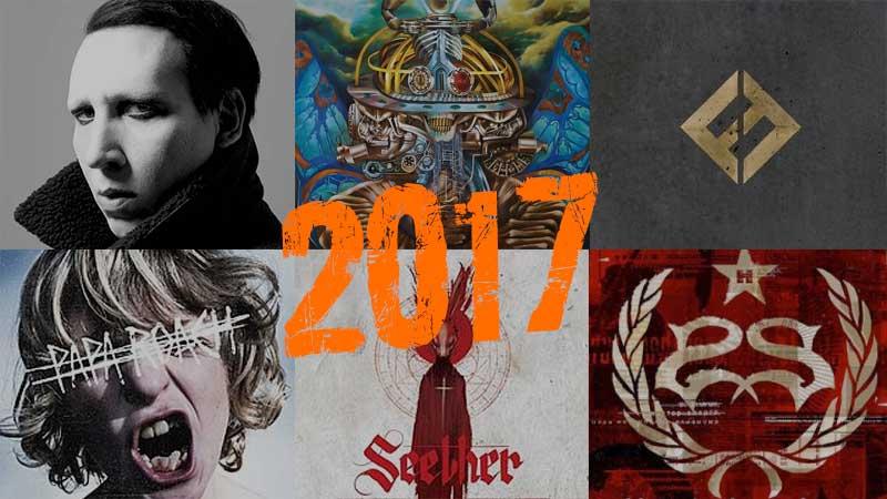 Opinião: Qual é o melhor álbum do 2017?