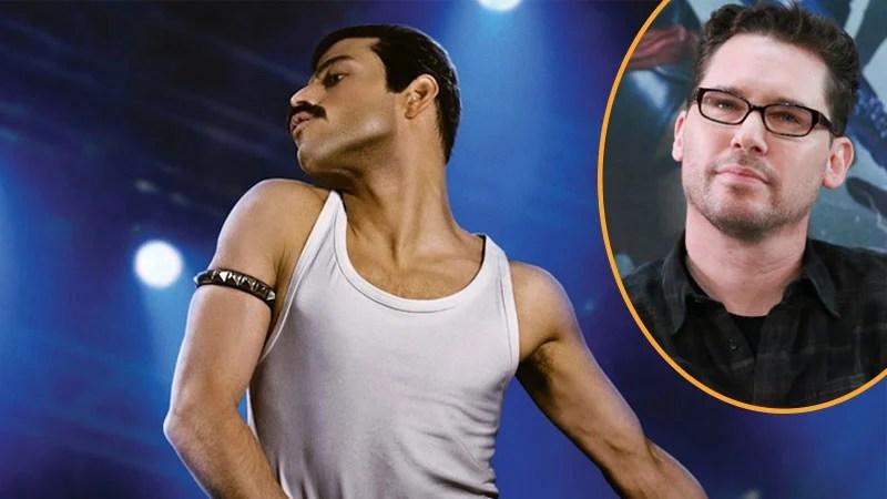 Diretor de Bohemian Rhapsody é demitido após desentendimentos com a produção