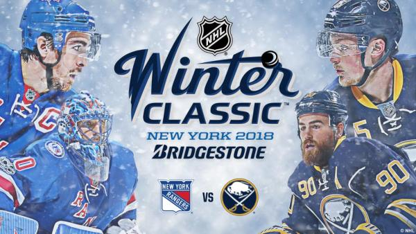 NHL 2018 Winter Classic