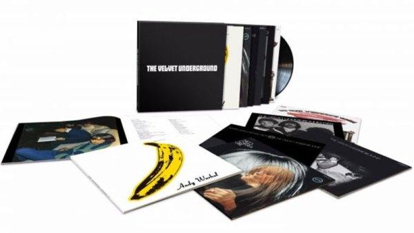 Velvet Underground 50th Anniversary