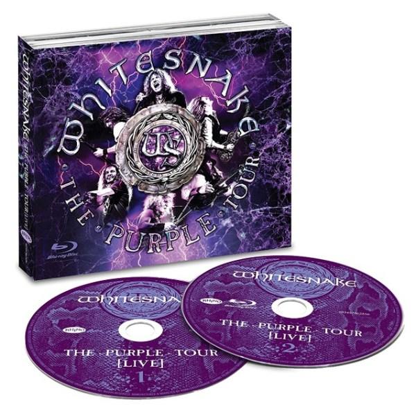 Whitesnake, álbum The Purple Tour Live