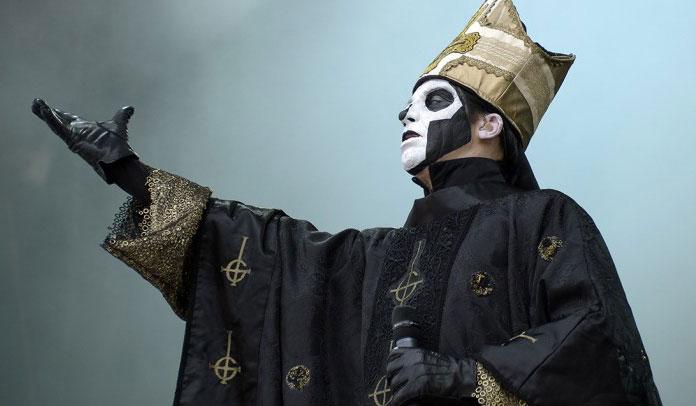 Papa Emeritus Zero - Ghost