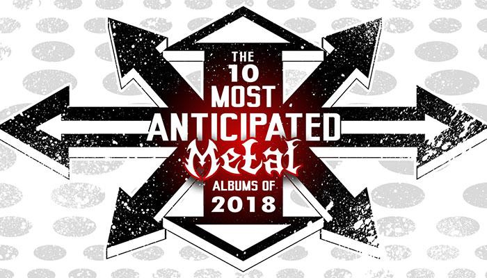 Os lançamentos de Metal mais esperados de 2018 segundo um site americano
