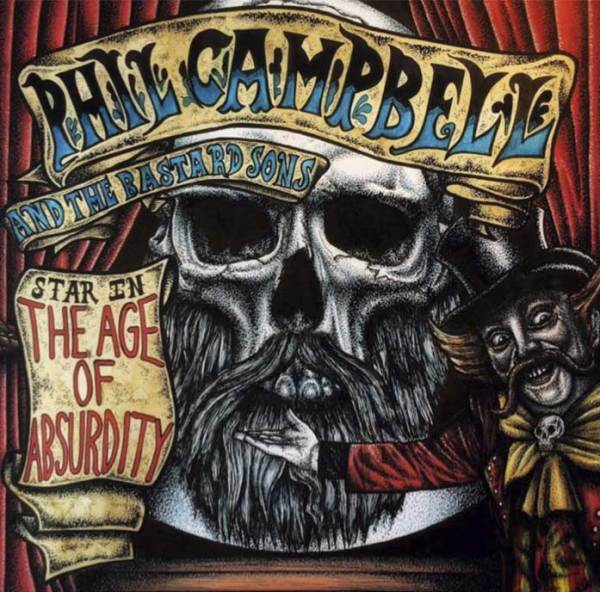 The Age Of Absurdity, álbum Phil Campbell And The Bastard Sons