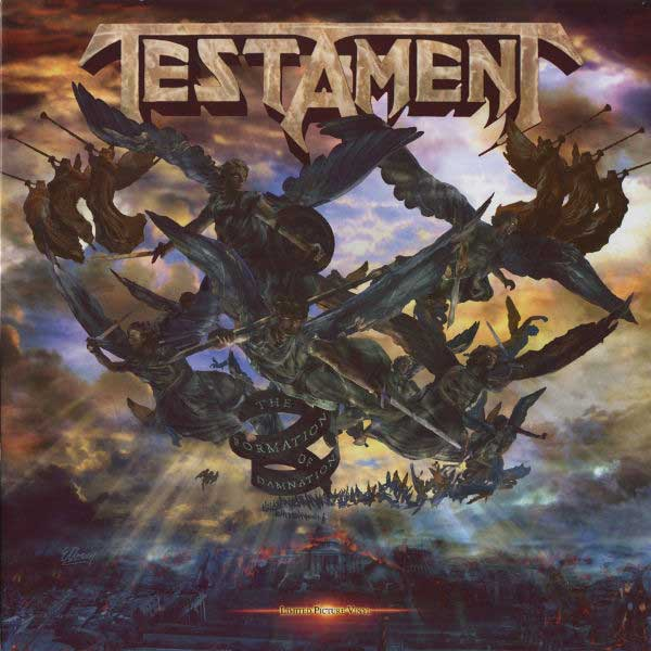 Testament, The Formation Of Damnation