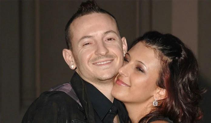 Chester e Talinda Bennington