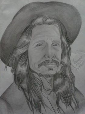 Steven Tyler por Leonardo Fossati