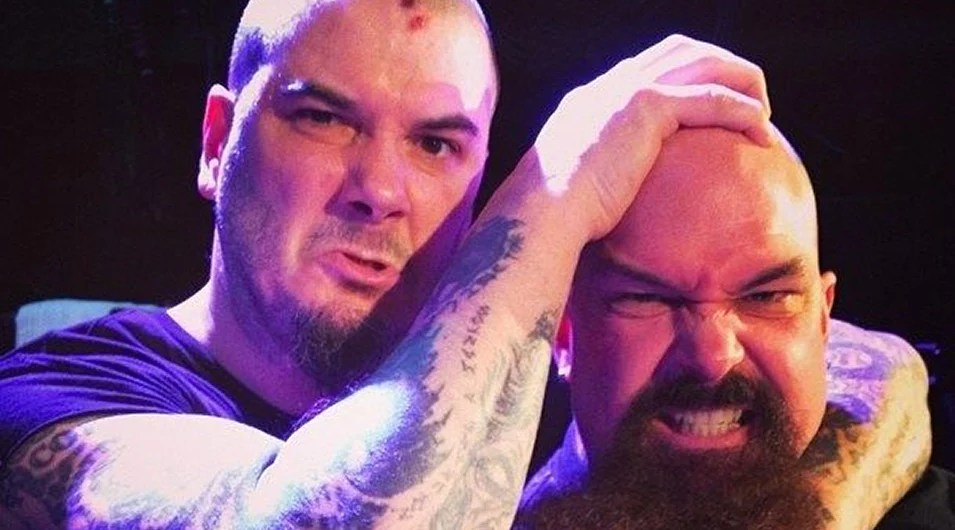 Phil Anselmo Kerry King