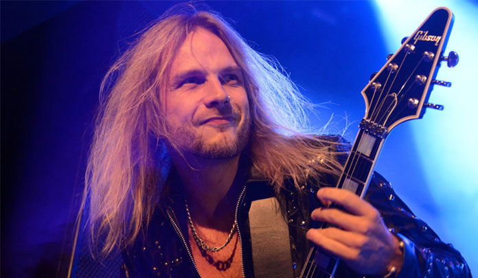 Richie Faulkner - Judas Priest