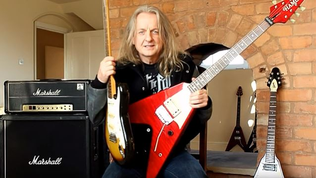 K.K. Downing Judas Priest