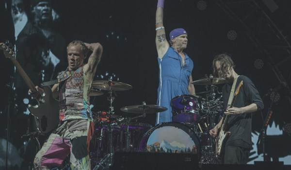 Red Hot Chili Peppers Lollapalooza 2018