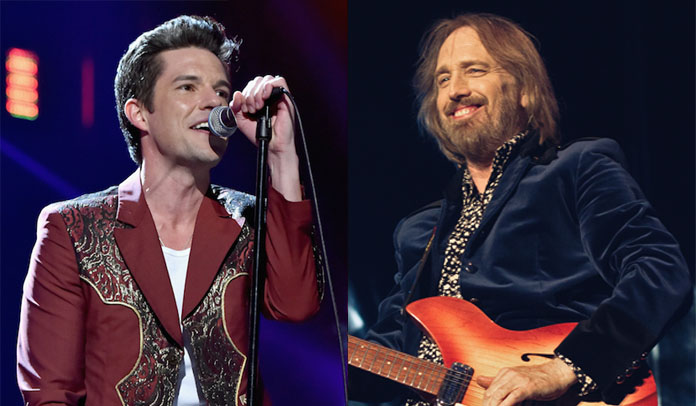 The Killers faz tributo a Tom Petty no Rock and Roll Hall Of Fame