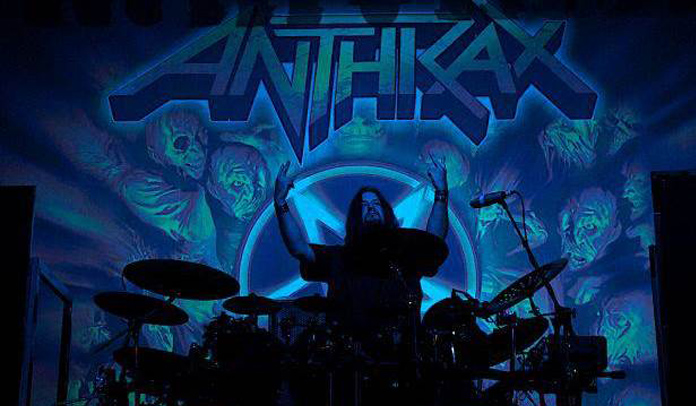 Gene Hoglan Anthrax Testament