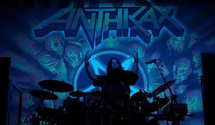 Gene Hoglan Anthrax Testament