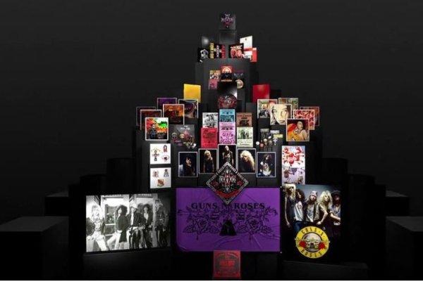 Guns N' Roses Appetite For Destruction Locked And Loaded