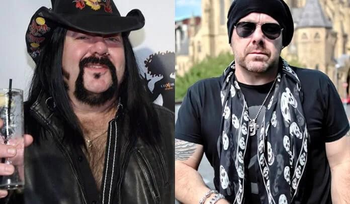 Jason Bonham e Vinnie Paul