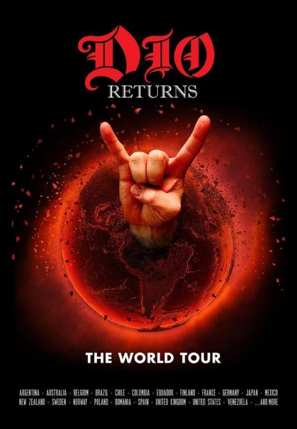 Turnê holograma Ronnie James Dio