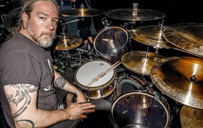 Tomas Haake - Meshuggah