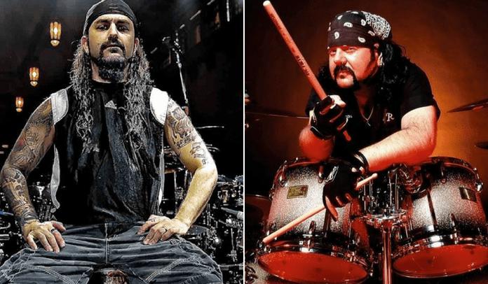 Mike Portnoy e Vinnie Paul - Pantera