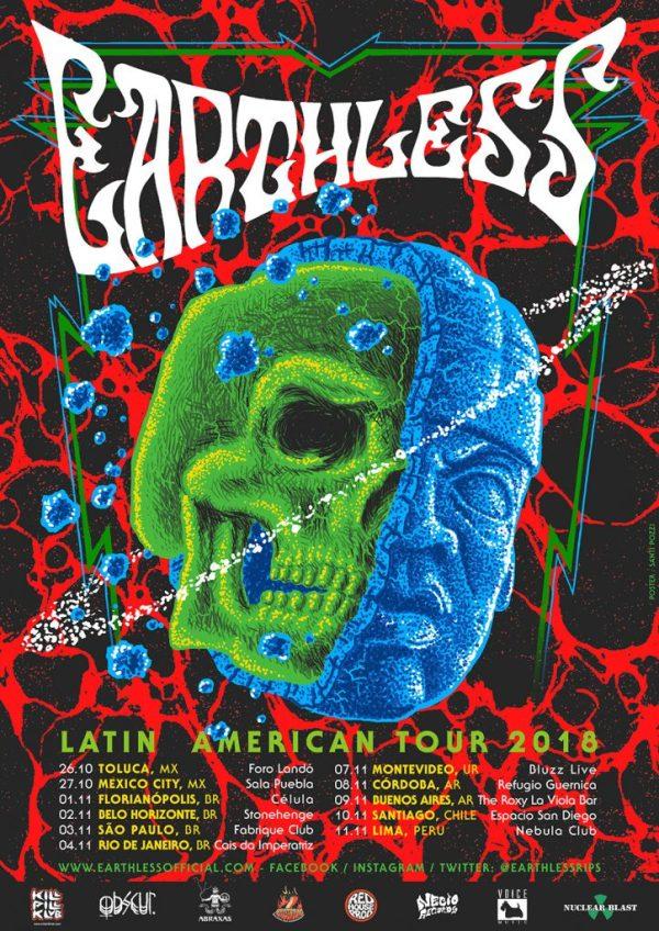 Earthless no Brasil
