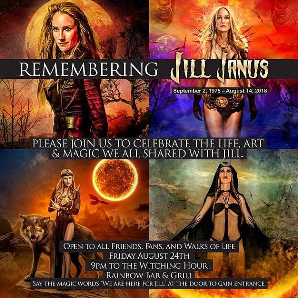 Jill Janus Memorial