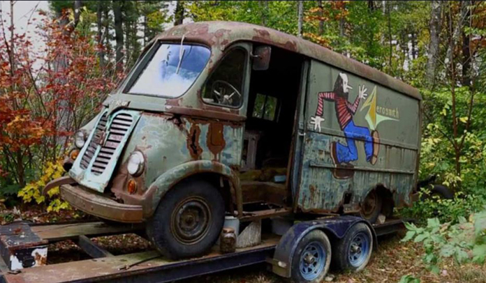 Aerosmith - Van da primeira turnê