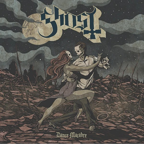 Ghost - Carpente Brut - Dance Macabre