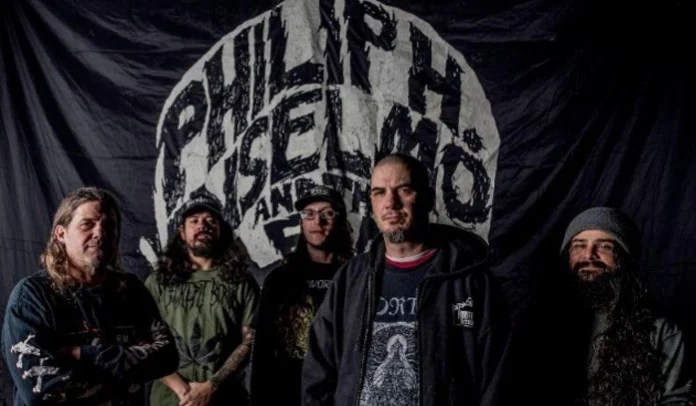 Phil Anselmo and The Illegals