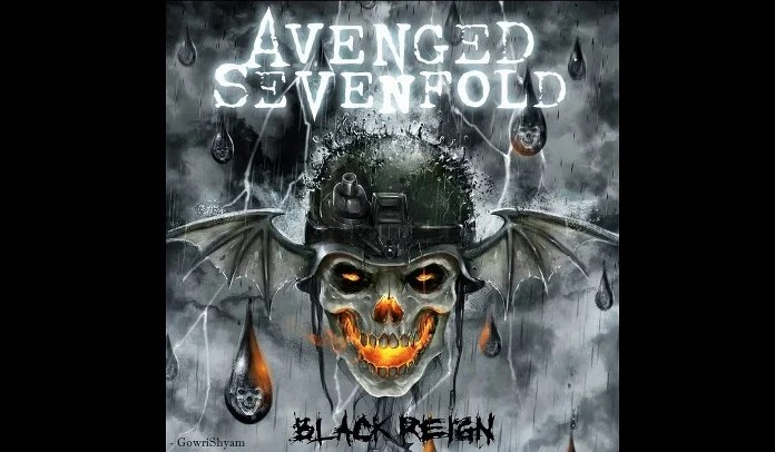 "Avenged Sevenfold disponibiliza música ""Mad Hatter"" que estará no novo EP Black Reign"