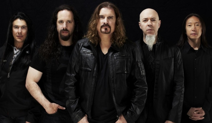 Foto da banda Dream Theater