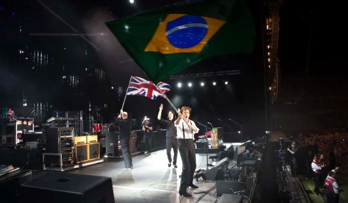 Paul McCartney deve voltar ao Brasil em 2019