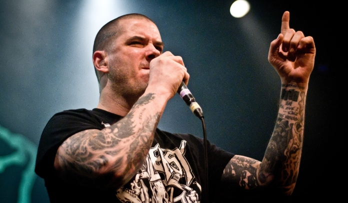 Philip Anselmo, ex vocalista do Pantera
