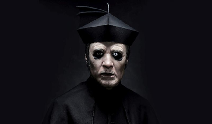 Tobias Forge, do Ghost