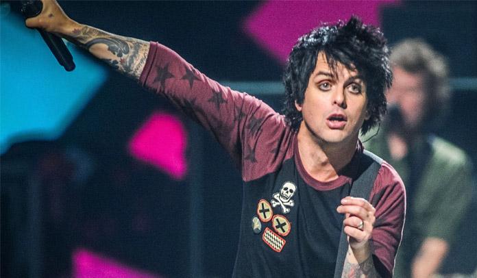 Billie Joe Armstrong do Green Day