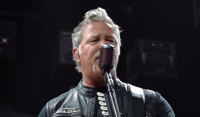 Metallica ao vivo