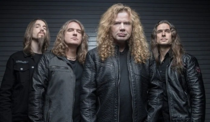 Megadeth The World Needs a Hero