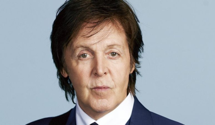 Paul McCartney invasão
