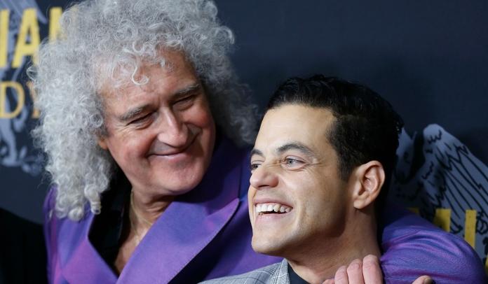 Brian May críticas a Bohemian Rhapsody