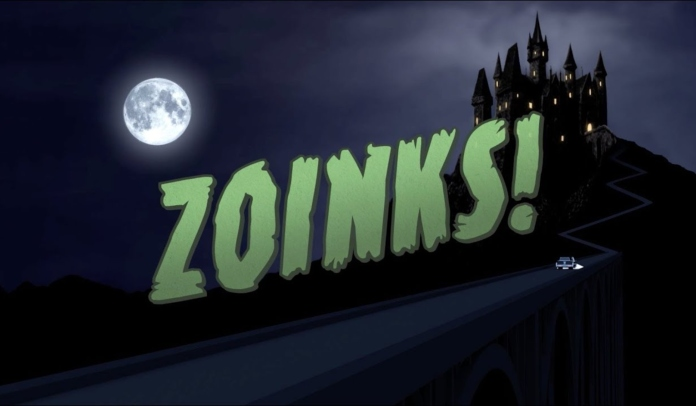 """John 5 and The Creatures - """"Zoinks!"""""""
