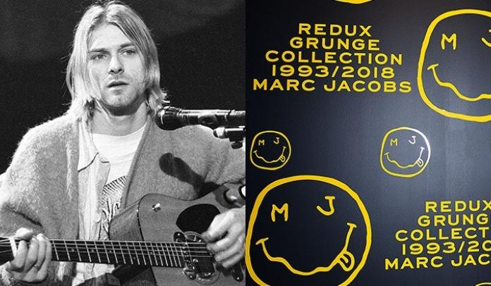 Nirvana processa Marc Jacobs