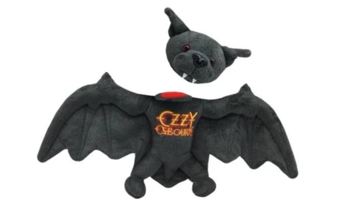 Morcego de pelúcia de Ozzy Osbourne