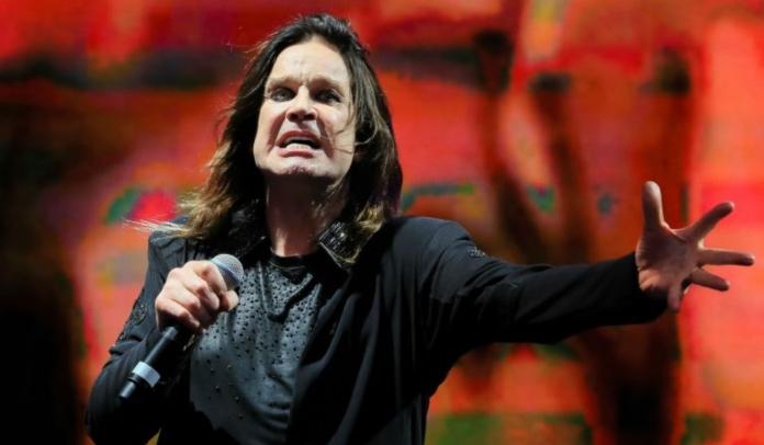 Ozzy Osbourne tem que adiar turnê por causa de doença