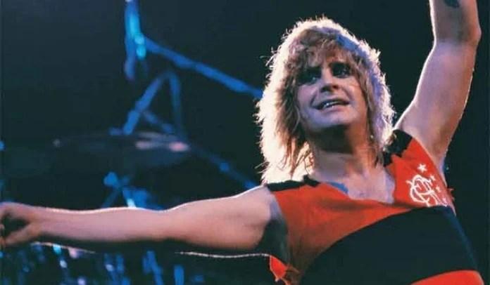 Rock In Rio mostra contrato de Ozzy na primeira edição do evento