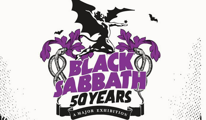 Black Sabbath 50 Years em Birmingham