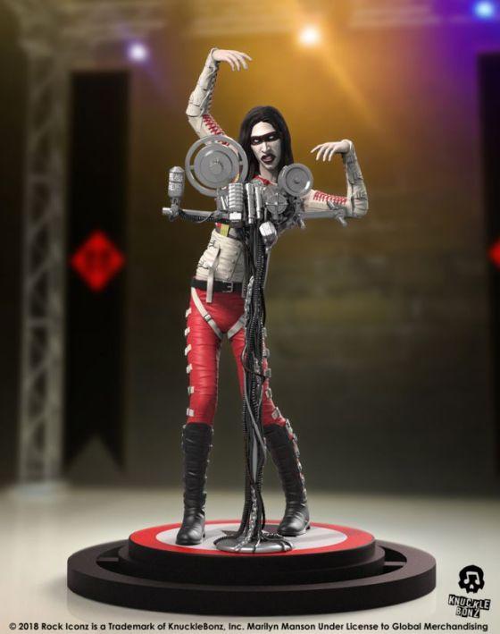 "Marilyn Manson ganha boneco inspirado no clipe ""The Beautiful People"""