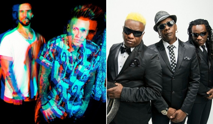 Papa Roach e Living Colours devem vir ao Brasil