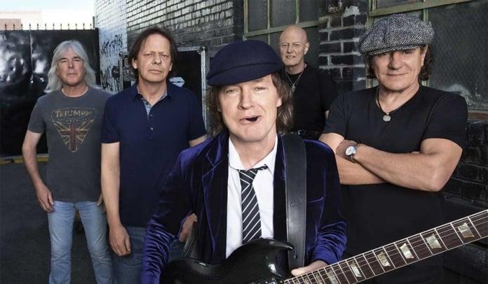Novo disco do AC/DC estaria pronto