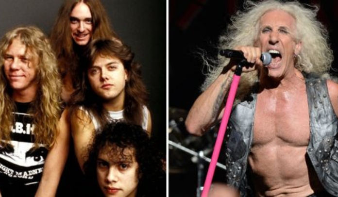 Dee Snider disse que achava que o Metallica não daria certo